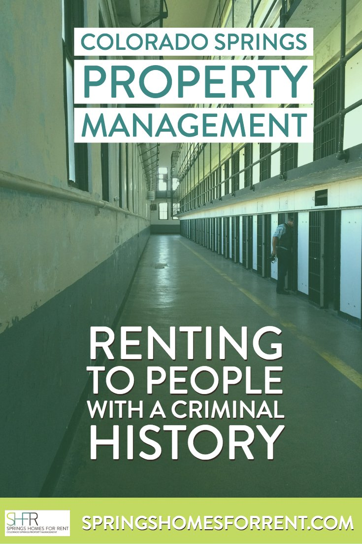 Renting to Tenants With a Criminal Record