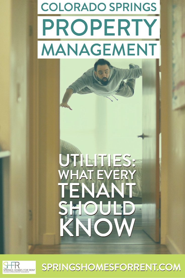 Utilities for Rental Property